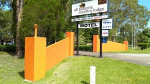 All Seasons Country Lodge - Grafton Accommodation